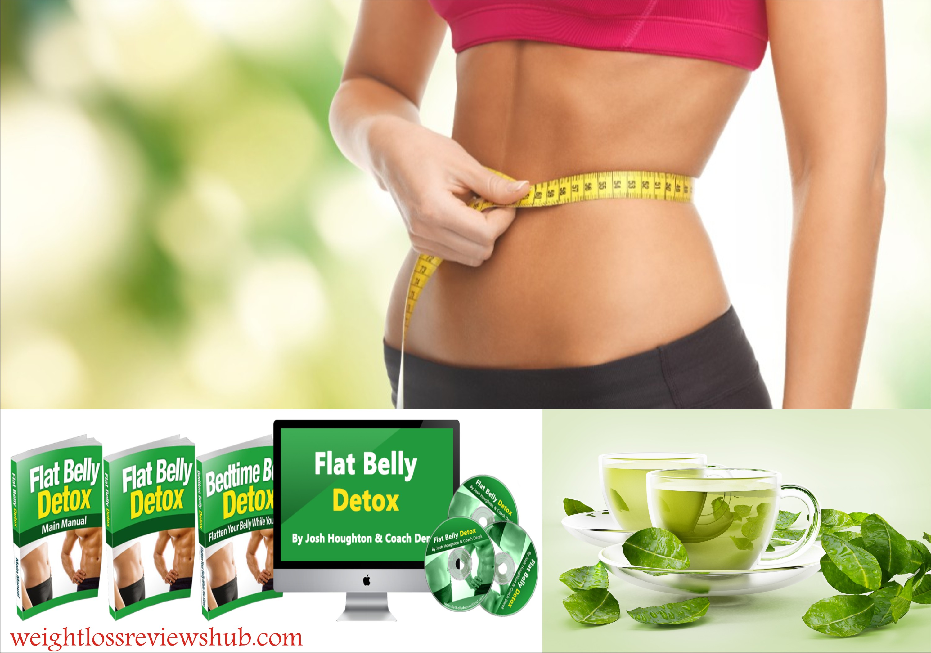 Find Inside Flat Belly Detox